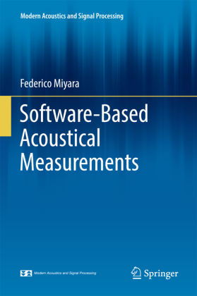Cover Software-Based Acoustical Measurements