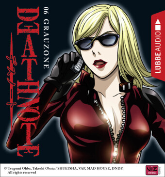 Death Note - Grauzone, 1 Audio-CD