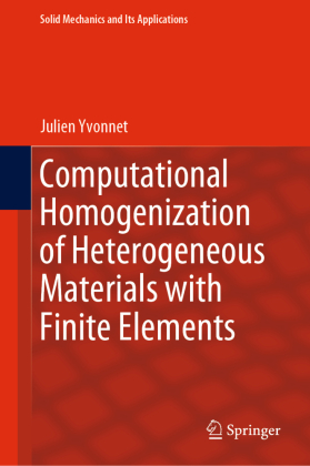 Cover Computational Homogenization of Heterogeneous Materials with Finite Elements