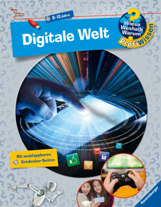 Cover Digitale Welt