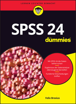 Cover SPSS 24 f?r Dummies