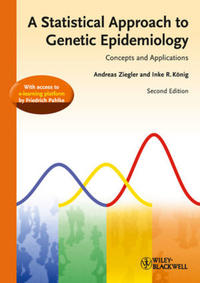 Cover A Statistical Approach to Genetic Epidemiology