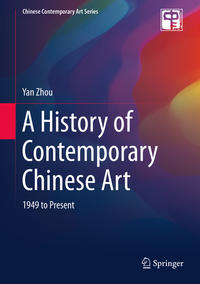 Cover A History of Contemporary Chinese Art