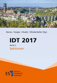 Cover IDT 2017, Band 2