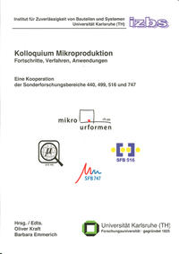 Cover Kolloquium Mikroproduktion