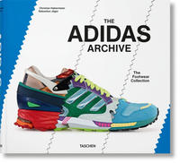 Cover The adidas Archive. The Footwear Collection