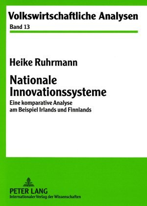 Cover Nationale Innovationssysteme