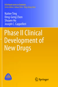 Cover Phase II Clinical Development of New Drugs