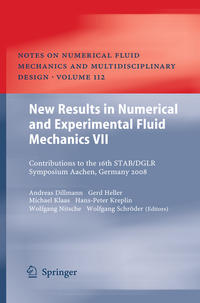 Cover New Results in Numerical and Experimental Fluid Mechanics VII