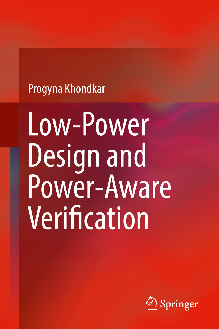 Cover Low-Power Design and Power-Aware Verification