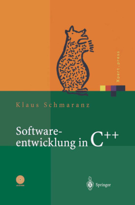 Cover Softwareentwicklung in C++