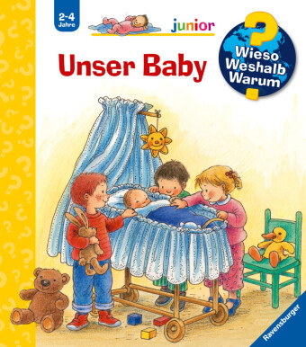 Cover Unser Baby