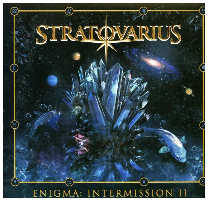 Enigma-Intermission 2, 1 Audio-CD