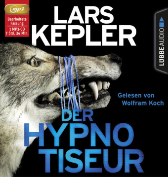 Cover Der Hypnotiseur, 1 MP3-CD