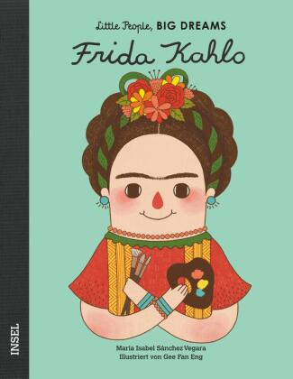 Cover Frida Kahlo