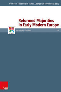 Cover Reformed Majorities in Early Modern Europe