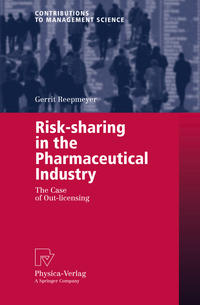 Cover Risk-sharing in the Pharmaceutical Industry