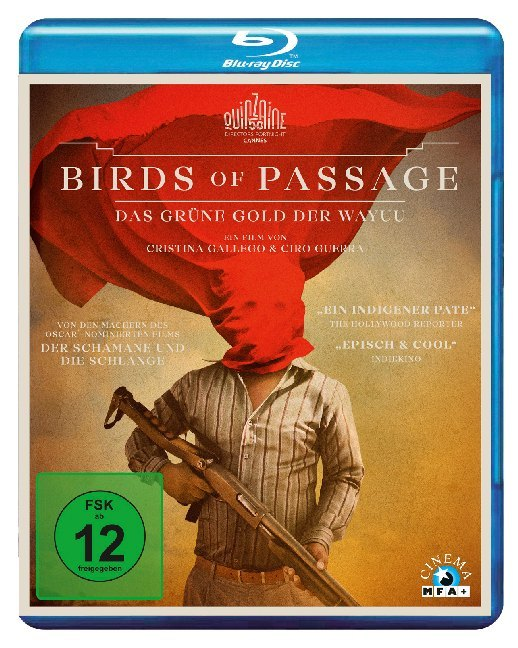 Birds of Passage - Das grüne Gold der Wayuu. DVD