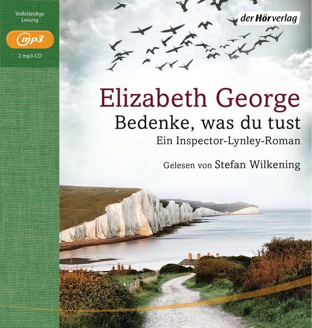 Cover Bedenke, was du tust, 2 MP3-CD