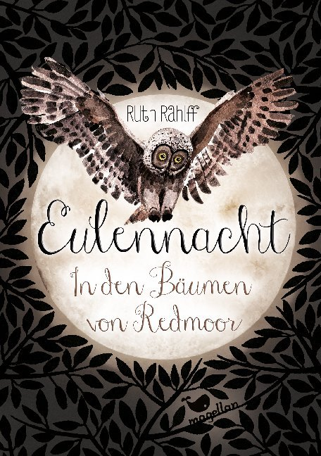 Cover Eulennacht - In den Bäumen von Redmoor