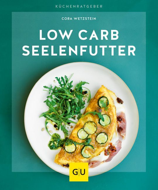 Cover Low-Carb-Seelenfutter