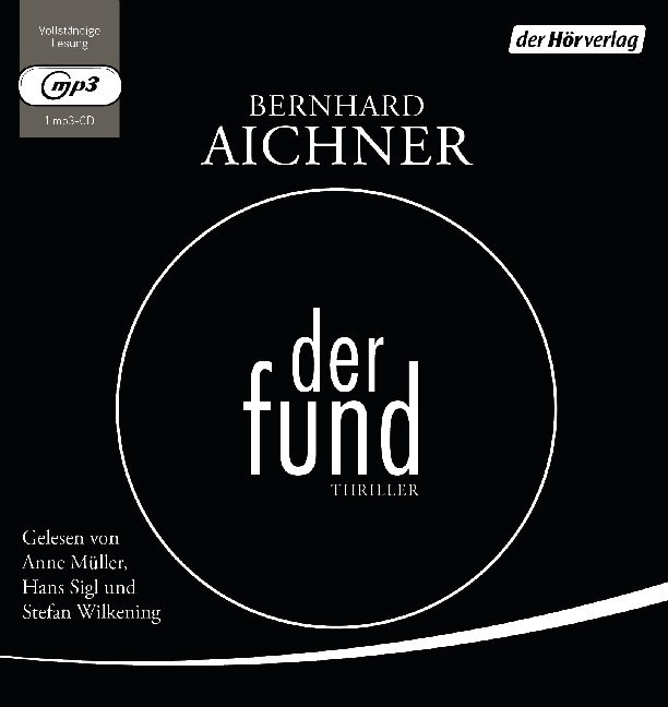 Der Fund, 1 MP3-CD