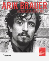 Cover Arik Brauer - Alle meine Künste. All of My Arts