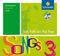 Songs von Folk bis Hip Hop Band 3