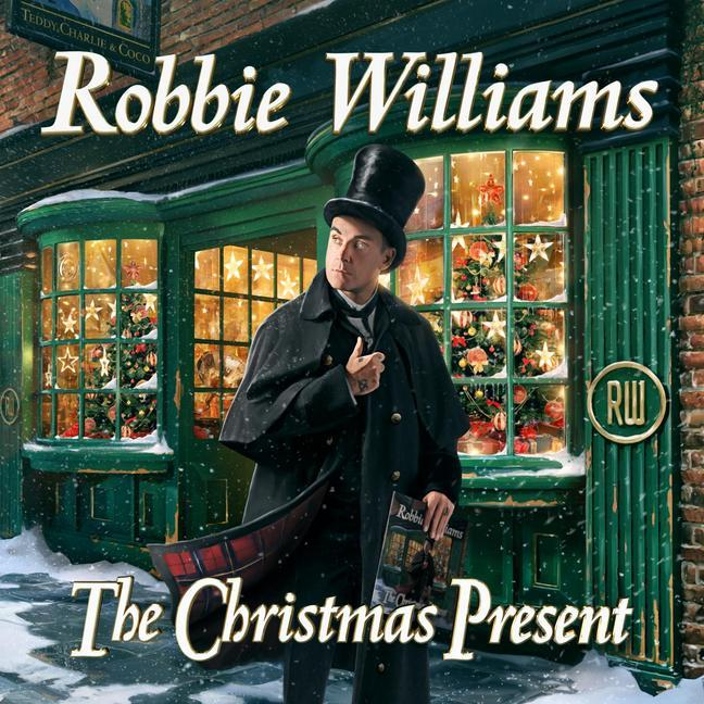 The Christmas Present, 2 Audio-CD (Deluxe)