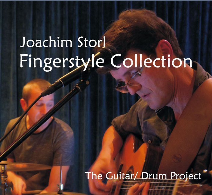 Joachim Storl - Fingerstyle Collection CD, 1 Audio-CD
