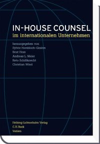 Cover In-house Counsel in internationalen Unternehmen