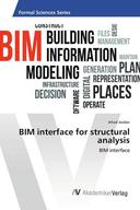 BIM interface for structural analysis