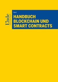 Cover Handbuch Blockchain und Smart Contracts
