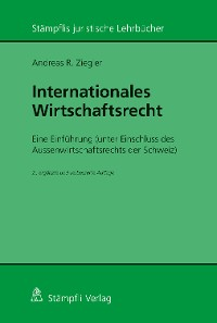 Cover Internationales Wirtschaftsrecht