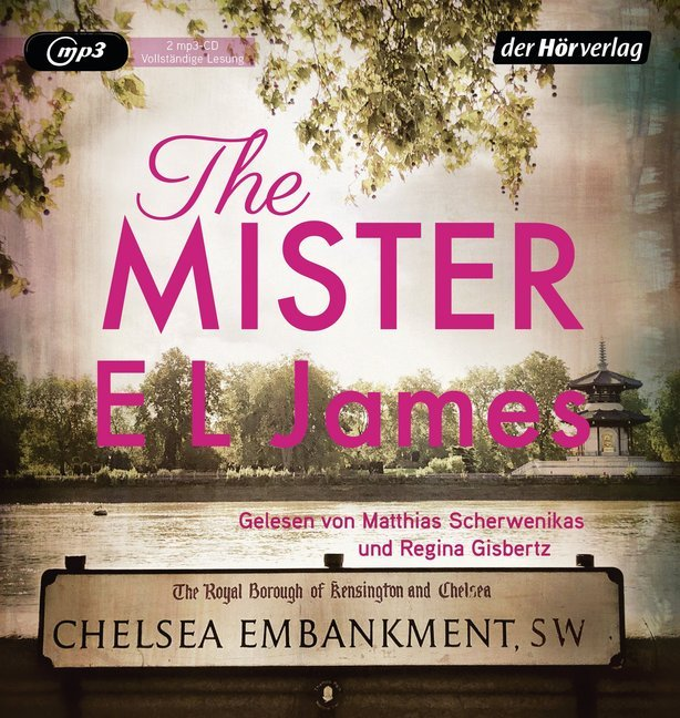 The Mister, 2 MP3-CD