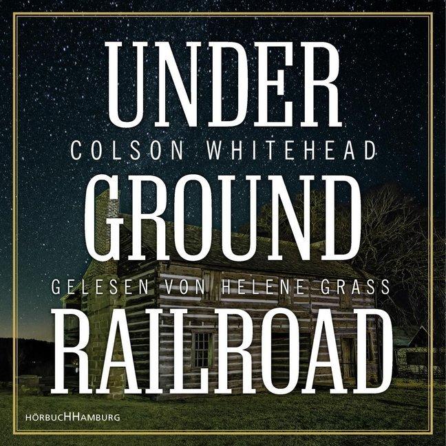 Cover Underground Railroad, 7 Audio-CDs