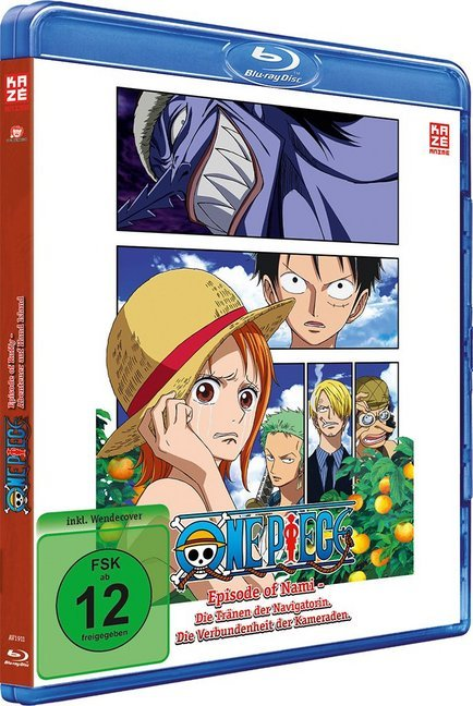 One Piece TV Special - Episode of Nami. Vol.2, 1 Blu-ray