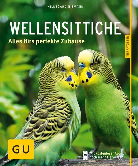 Cover Wellensittiche