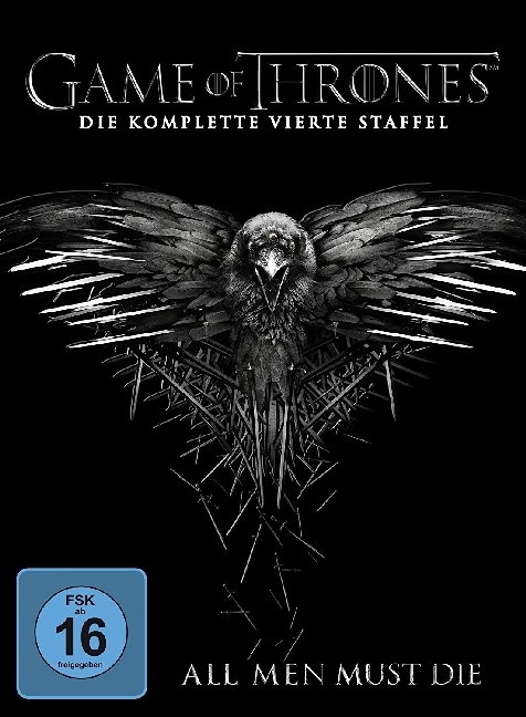 Game of Thrones - Die komplette 4. Staffel