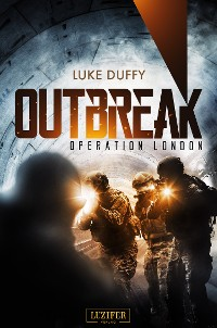 Cover OPERATION LONDON (Outbreak 2)