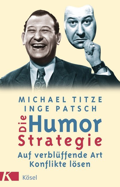 Cover Die Humor-Strategie