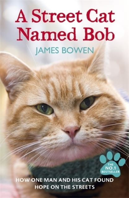 Cover A Street Cat Named Bob