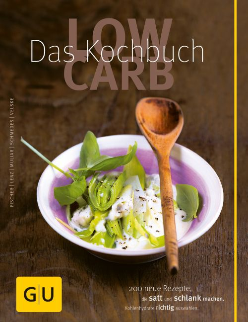 Cover Low Carb - Das Kochbuch