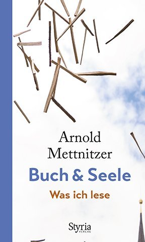 Cover Buch & Seele