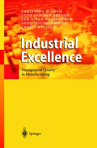 Cover Industrial Excellence
