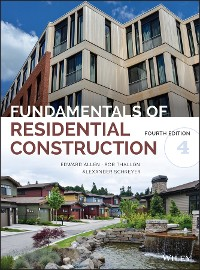 Cover Fundamentals of Residential Construction