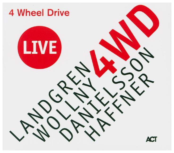 4 Wheel Drive Live, 1 Audio-CD