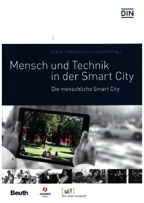 Cover Mensch und Technik in der Smart City