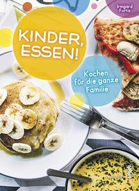 Cover Kinder, Essen!