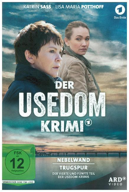 Cover Der Usedom-Krimi: Nebelwand / Trugspur, 1 DVD